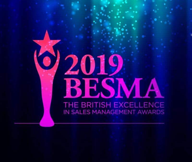 BESMA 2019 Innovation in Sales award finalists