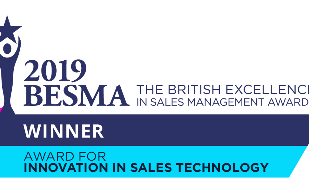 Winner: Award for innovation in sales technology